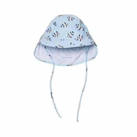 Billede af MINIATURE UV Badehat Corydalis Blue