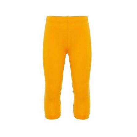 name it – Name it basis trekvart leggings gul på smartkidz.dk