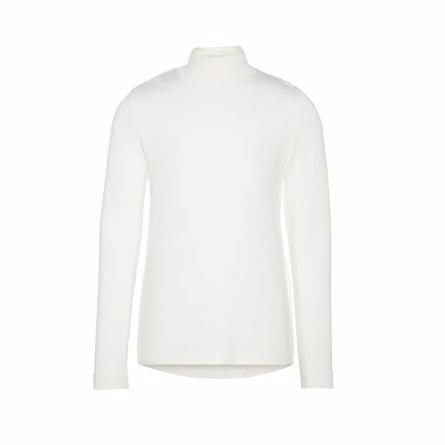 Name it basis rullekrave bluse hvid fra name it på smartkidz.dk
