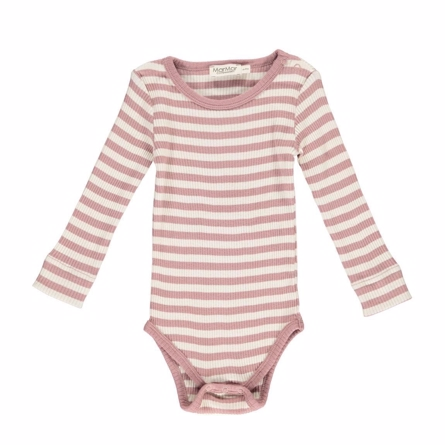 Image of   MARMAR Modal Body Antique Rose Stripe