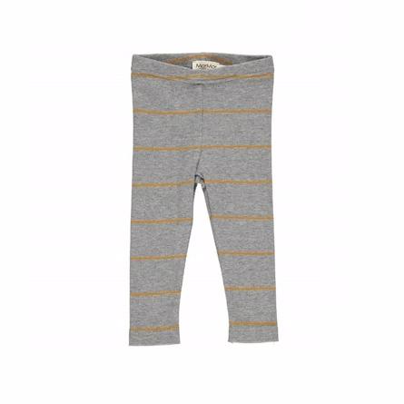 Billede af MARMAR Modal Leggings Turmeric Stripe