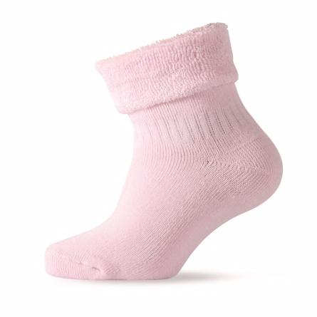 Image of   MELTON Baby Sokker Lyserød
