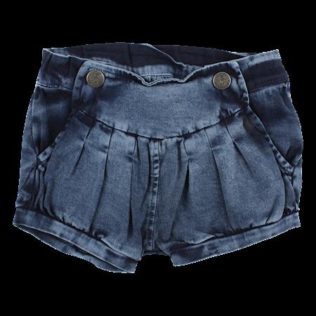 SMALL RAGS Denim Shorts