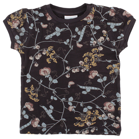 Image of   EN FANT Blomster T-Shirt