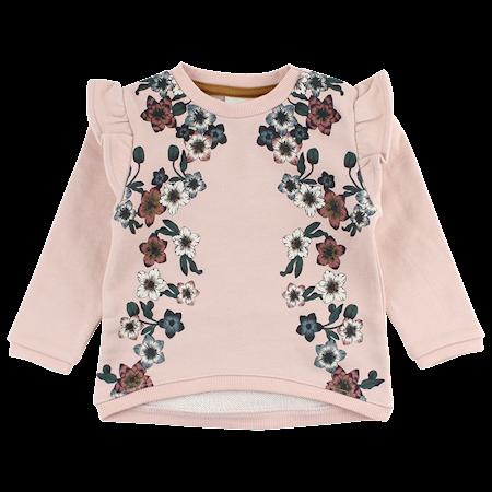 Image of   EN FANT Blomster Sweatshirt