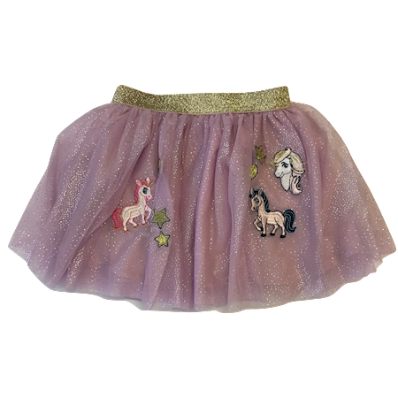 Image of   NAME IT Unicorn Skirt Rosa