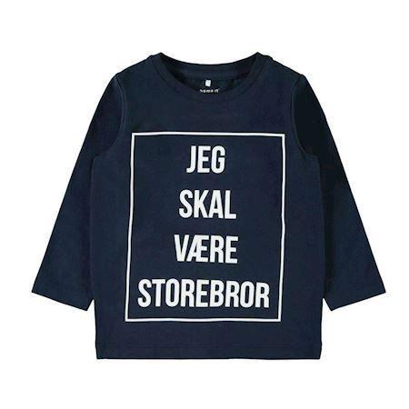 Image of   NAME IT Jeg Skal Være Storebror bluse