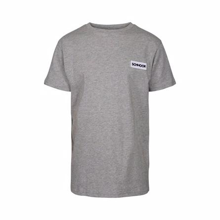 petit by sofie schnoor – Petit by sofie schnoor kortærmet t-shirt grey melange på smartkidz.dk