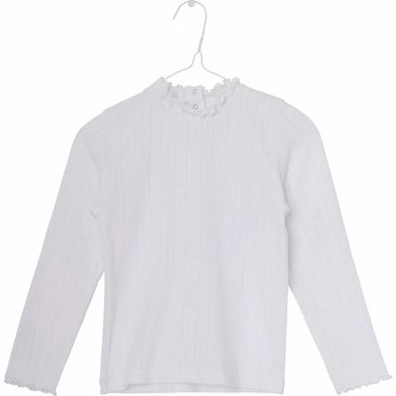 mini a ture – Mini q ture leona blouse hvid fra smartkidz.dk
