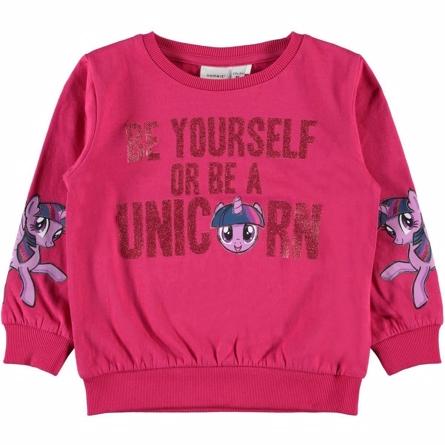 name it Name it my little pony sweatshirt fra smartkidz.dk